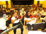 Free music lessons aimed at keeping students in school