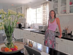 When revitalizing homes, designer Morgan Brown makes kitchens the focus