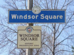 Woman stabbed to death in Windsor Square home