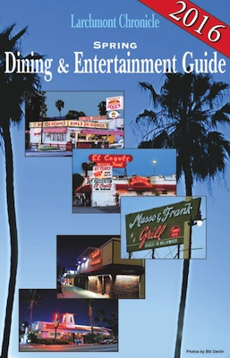 May Dining Guide 2016