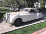Barn Find in Hancock Park: Ian Fleming 1953 R-Type Bentley