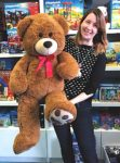 Cheerful toy shop is a popular destination with loyal following