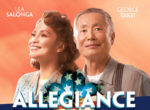'A day which will live in infamy'… 'Allegiance' and 'Infamy'