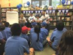 Libraries team up with Dodgers for reading challenge