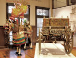 Sicilian carts are at Italian American Museum
