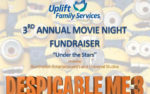 'Under the Stars' screens at Uplift Hollygrove Sept. 30