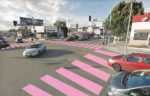 Intersection dedicated to Pink's Square seeks approval