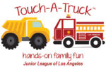 Climb and explore at Junior League's 'Touch-a-Truck'