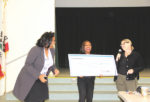 Surprise donation at Wilshire Park Elementary