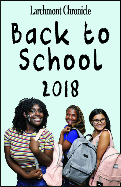 2018 Back to School section