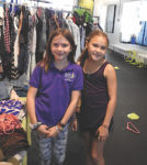 Tweens' vintage pop-up raises funds for Children's Hospital