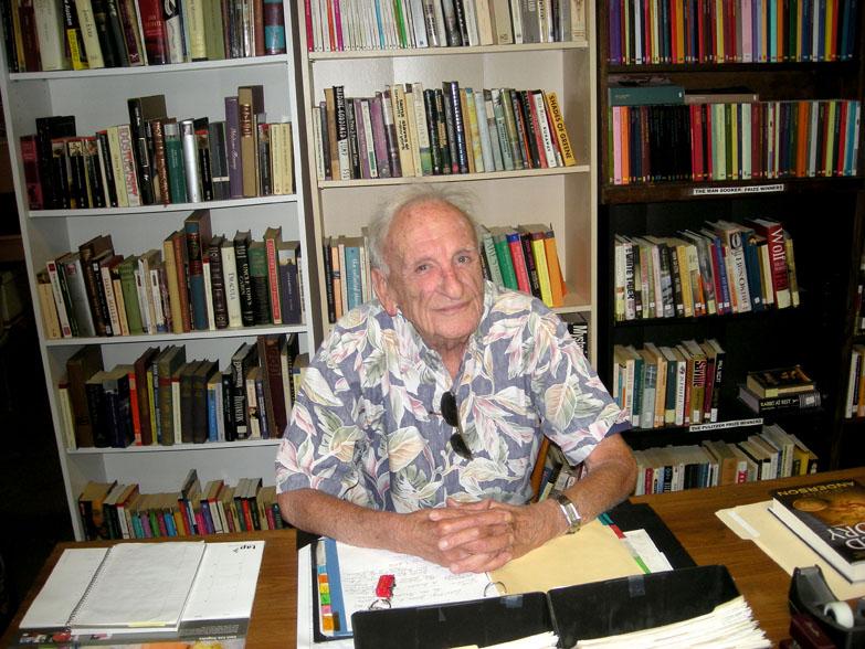 Jerry Saltman:web