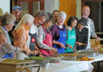 Volunteer teamwork results in success at St. James' soup kitchen