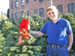 Wilshire Rotary Club's tree lot 'is a family tradition'