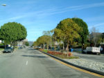 Property owners hear plans for North Larchmont median