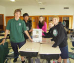 St. Brendan students cover sports to politics in school newspaper