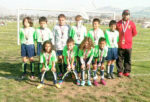 Hollywood soccer teams win medals at Locomotion