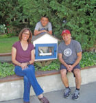 Take a book, bring one to 'Little Free Library'