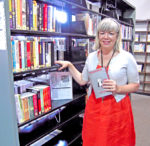 Wilshire librarian's mission is to meet needs of diverse community