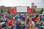 Sit under the stars at these summer movie screenings