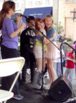 Local talent wows crowds at Larchmont Family Fair