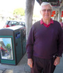 Larchmont goes green with solar-powered trash bins