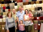 Family-owned  firm Lester Carpet boasts three generations