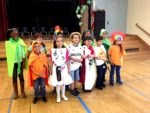 Blend students create and perform in musical