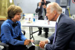 'It was cool,' says student who interviewed Joe Biden