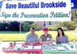 Brookside residents begin drive for HPOZ