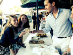 Eateries host diners at 'Taste of Larchmont'