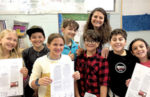 Larchmont Charter students launch 'LCS Roots' newspaper