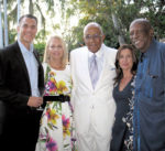 Dodger great, Don Newcombe, marks 90th
