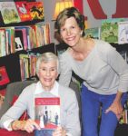 At Chevalier's Books: Jo Haldeman returns to Larchmont