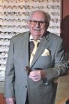 Hans' flair for design and technique revolutionized eyewear