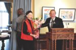 Mile Chamber honors former publisher