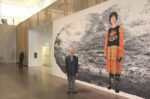 Scottish Rite leader visits Marciano Art Foundation