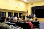 Resident association meetings discuss crime increase