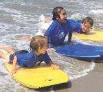 Summer memories are made at Fitness by the Sea kids' beach camp