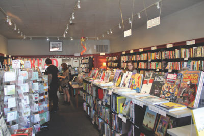 Chevalier's among independents that actually care about books