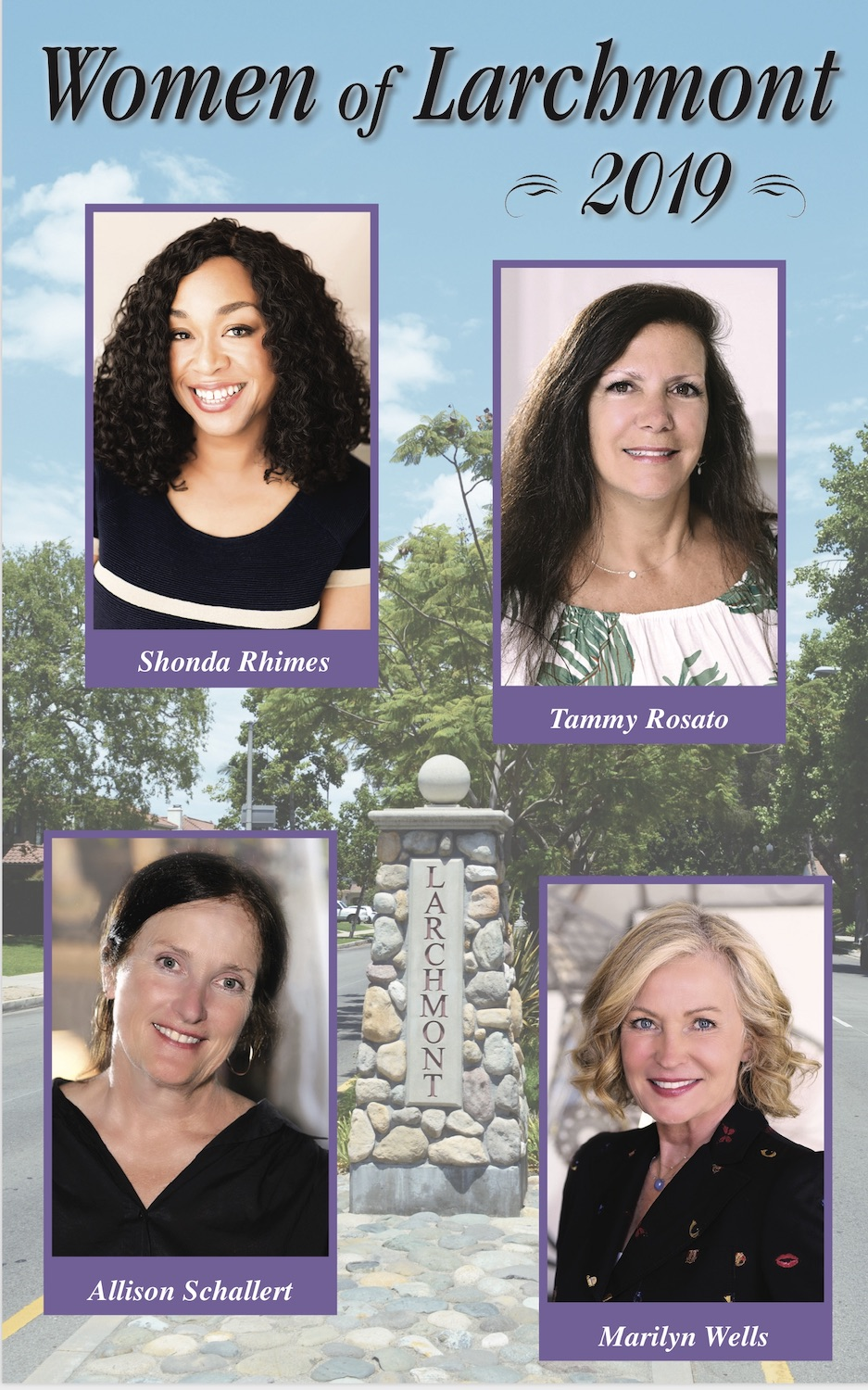 Click below to read the 2019 Women of Larchmont