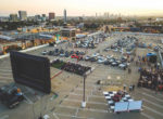 Romantic and new, drive-in makes a comeback at The Grove