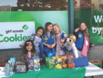 Girl Scouts put cookie sales earnings to good use