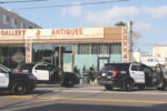 Police storm Larchmont area pot shop, close street