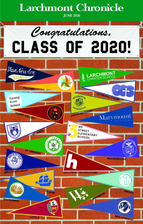 2020 Graduate Salute