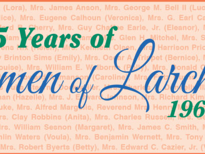 55 years of Women of Larchmont