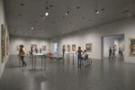 LACMA unveils renderings of gallery interiors and floor plans for the new building's two levels
