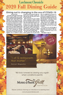 Click to read the November 2020 Dining & Entertainment Guide